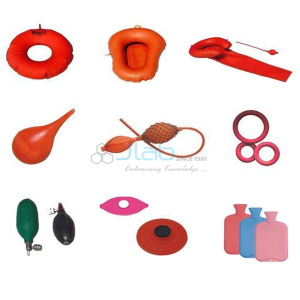 Hospital Rubber Goods