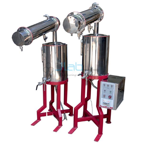 Water Distillation Plant