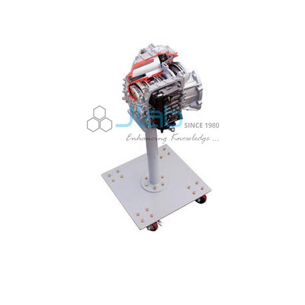 FF Auto Transmission 6 Steps