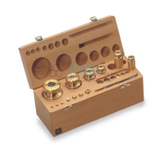 Analytical Weight Box -1g to 500g