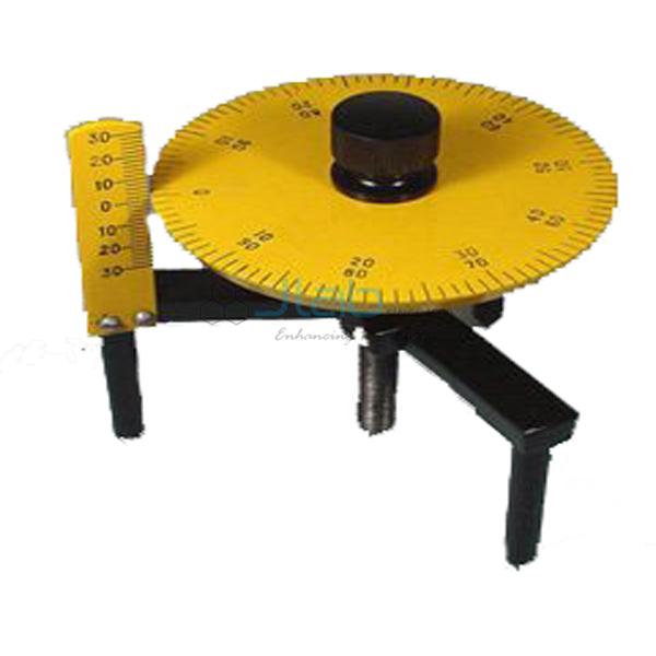 Spherometer Demonstration Model