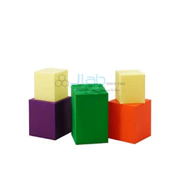 Density Cubes for Plastic
