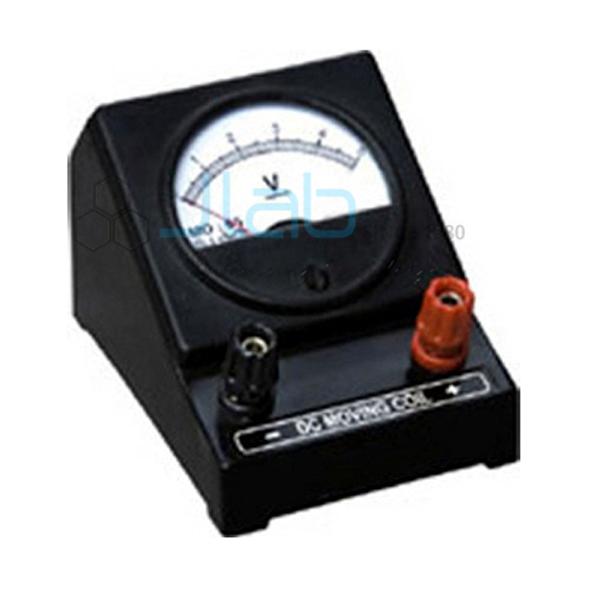 Meter Rectangular Dial with Front Terminal