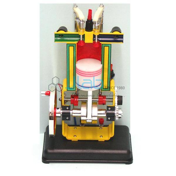 Diesel Engine Model 4 Stroke