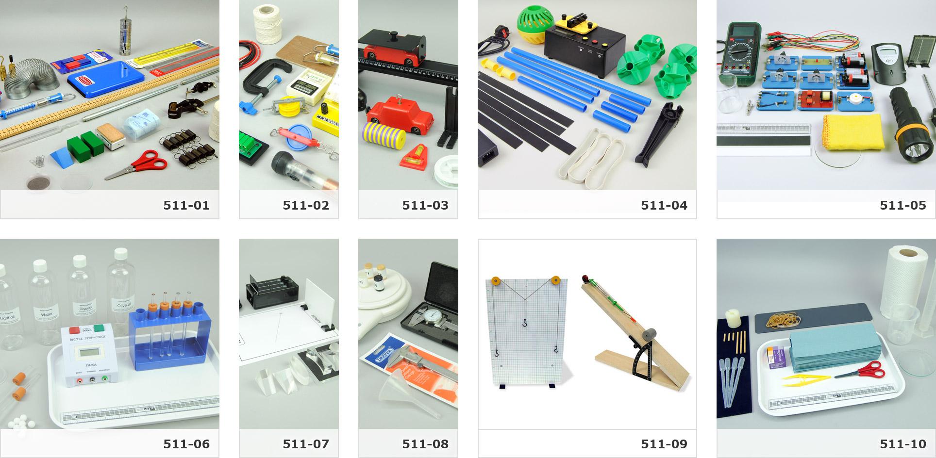 Physics Experiment Kit Complete