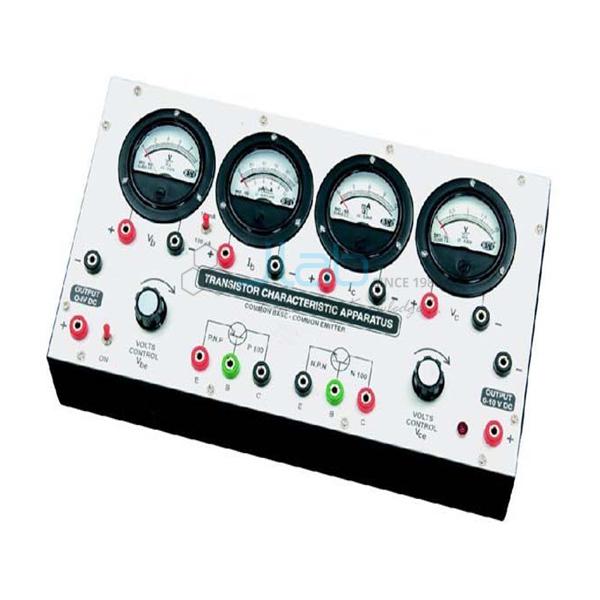 Photo Transistor Characteristics Apparatus