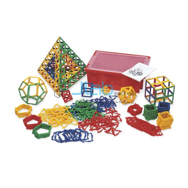 Polydron Geometry Piece