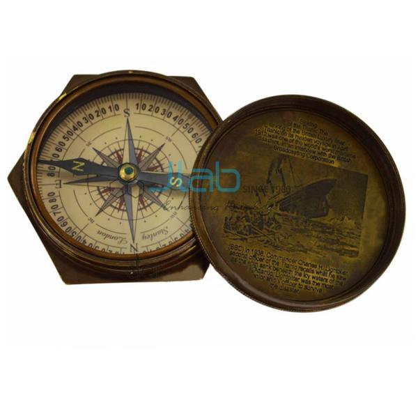Henry Huges Compass