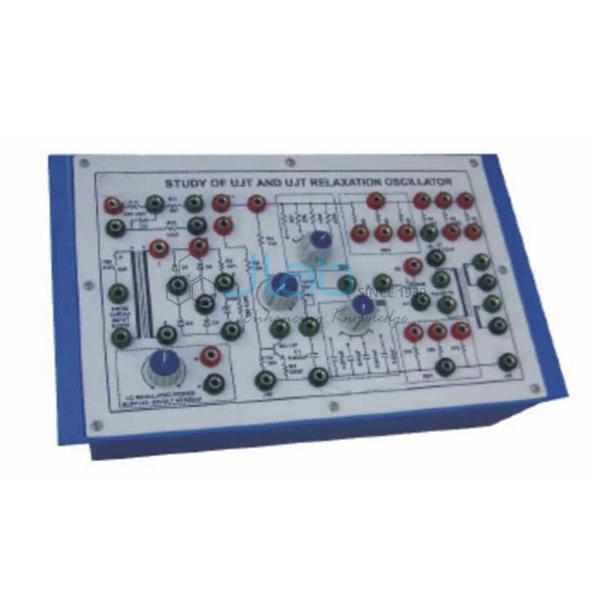 UJT Relaxation Oscillator