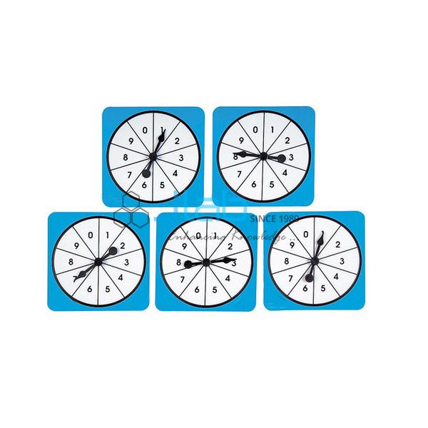 Number Spinner Set