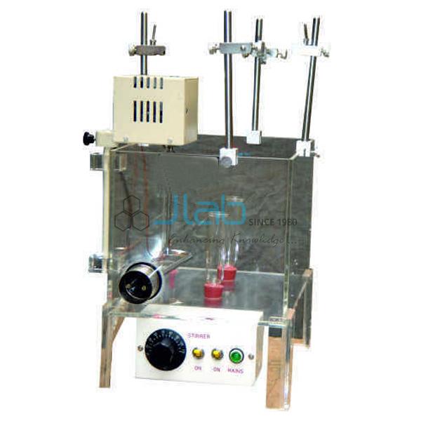 Apparatus For Isolated Uterus Intestine