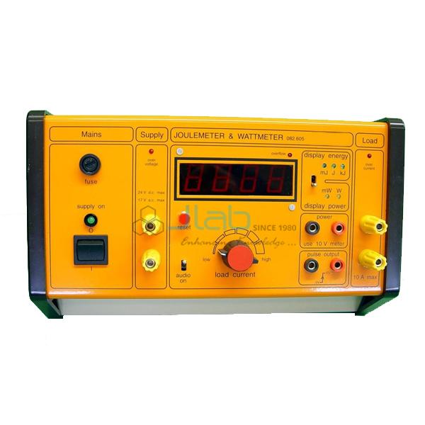 Digital Joulemeter and Wattmeter