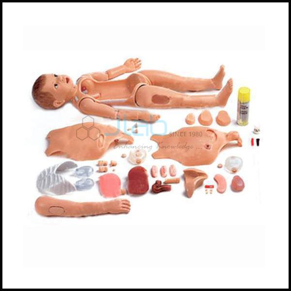 Multi-Functional Child Nursing Manikin