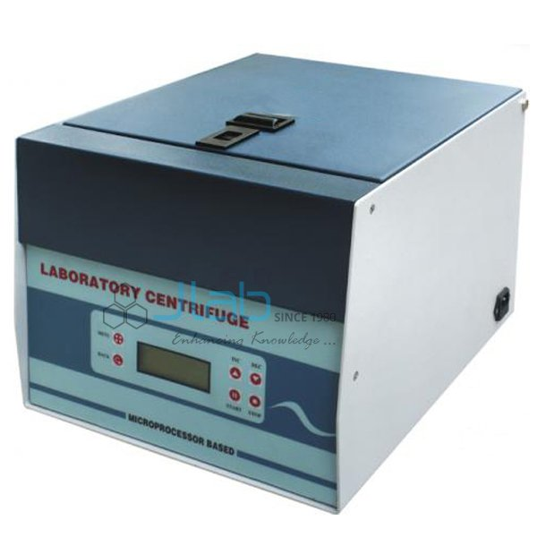 Microprocessor Based Centrifuge Machine