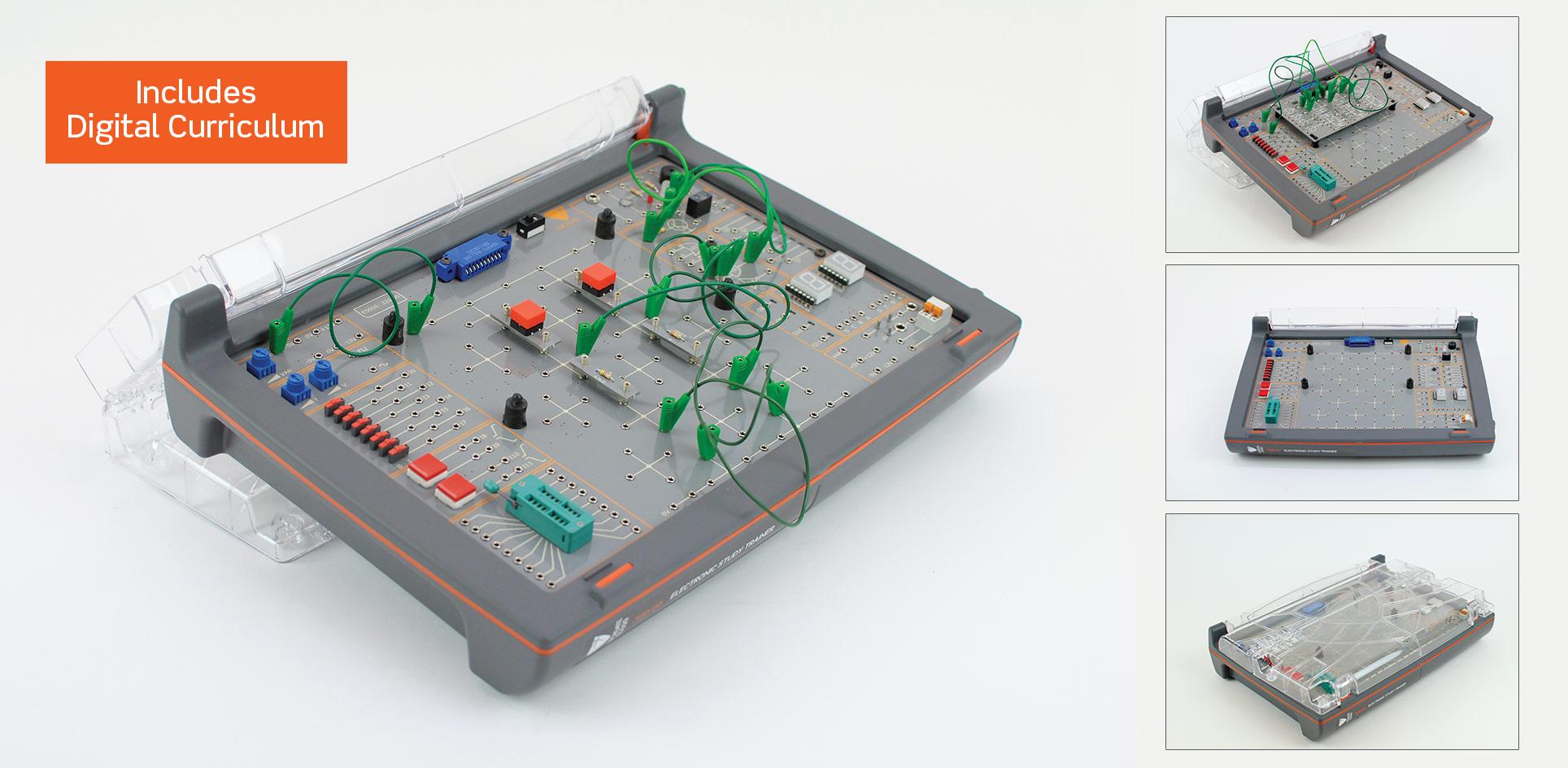 Electronics Study Trainer