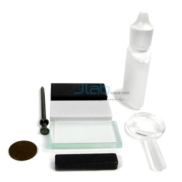 Mineral Test Kit