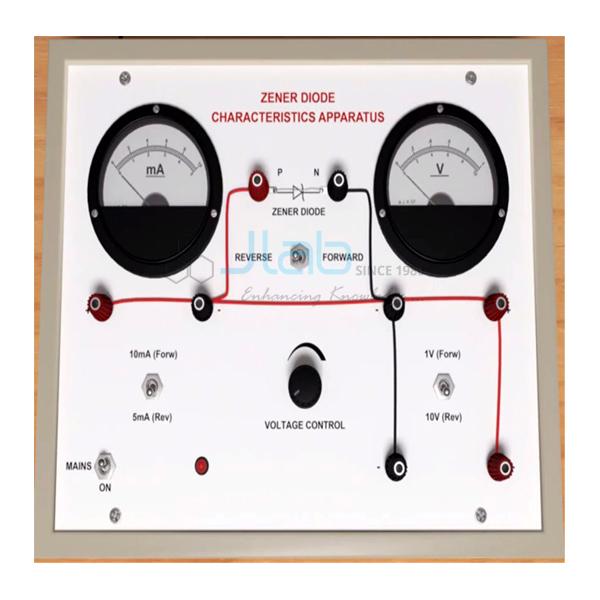 Zener Diode Apparatus PN Junction and Zener ...
