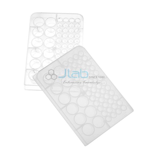 Combo plate Micro science Organic