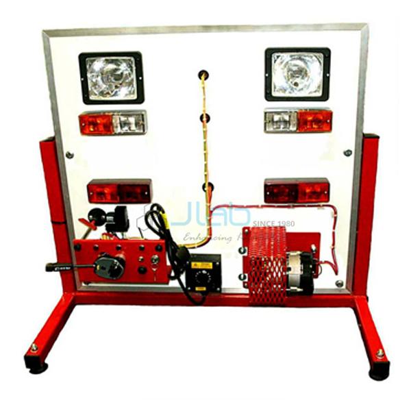Automotive Lighting Circuit