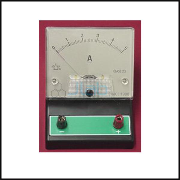 Ammeter 0 - 5A DC JLab