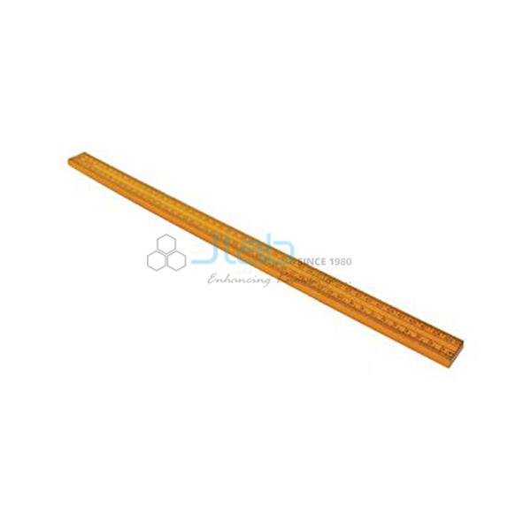 Meter Scale Wooden