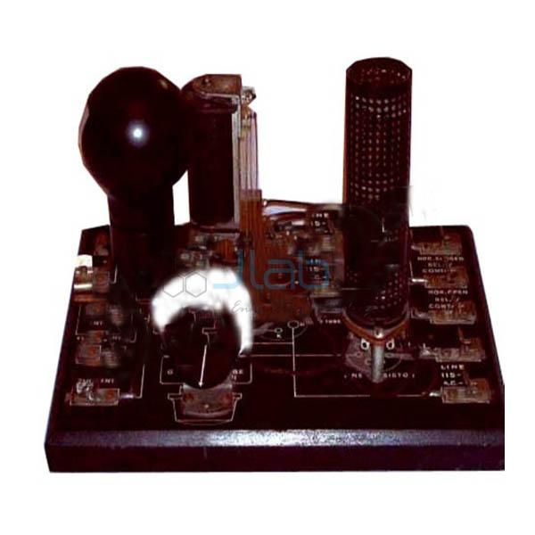 Photoelectric Relay Apparatus