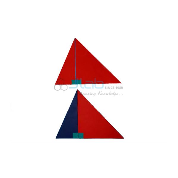 Area of Acute Angle Triangle