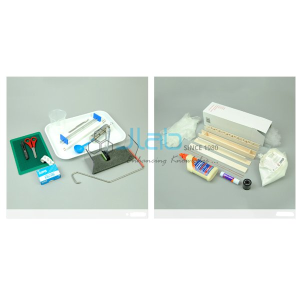 Structures and Materials Teaching Set