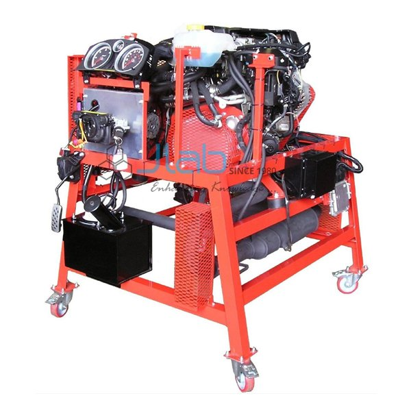Common Rail Diesel Engine (CAN Control) Trainer