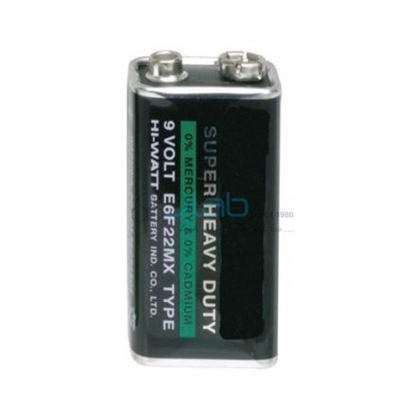 Zinc Carbon Battery PP3
