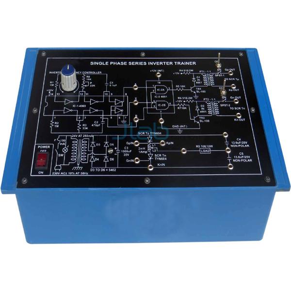 Single Phase Series Inverter