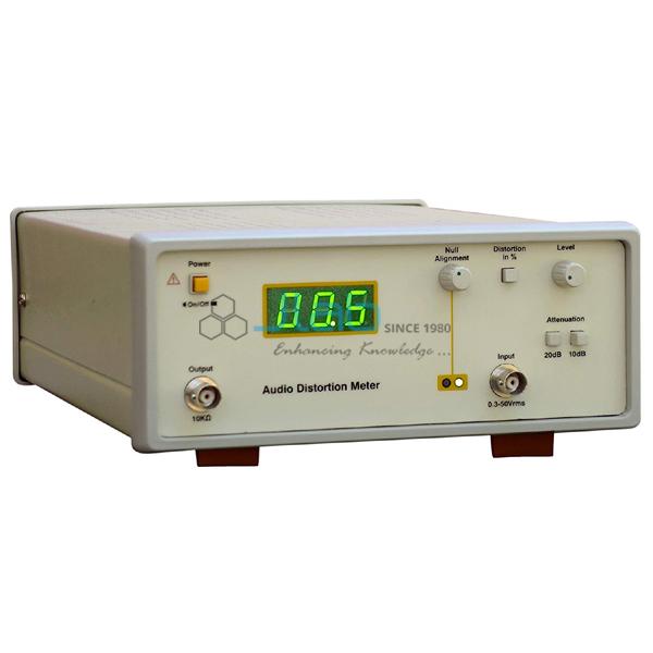 Audio Distortion Meter
