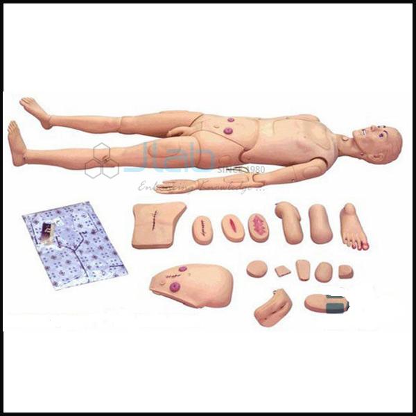 Basic Combination Nursing Manikin