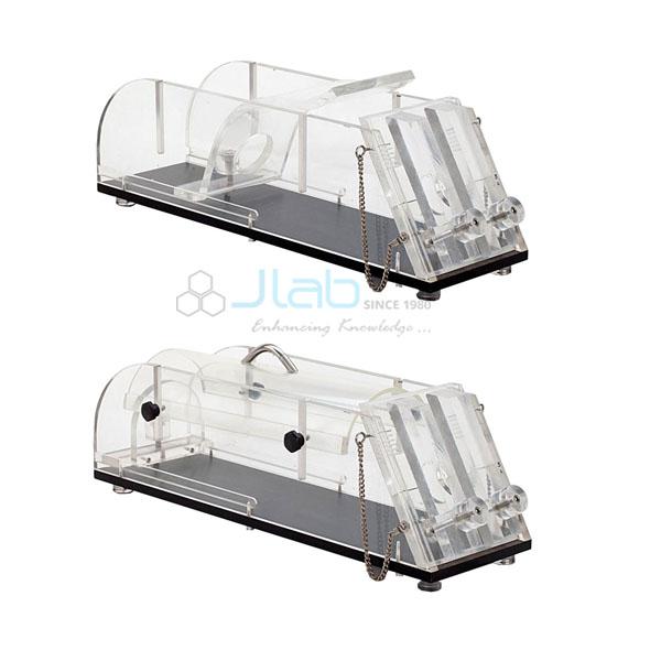Rabbit Restrainer:Fully Adjustable Acrylic Type