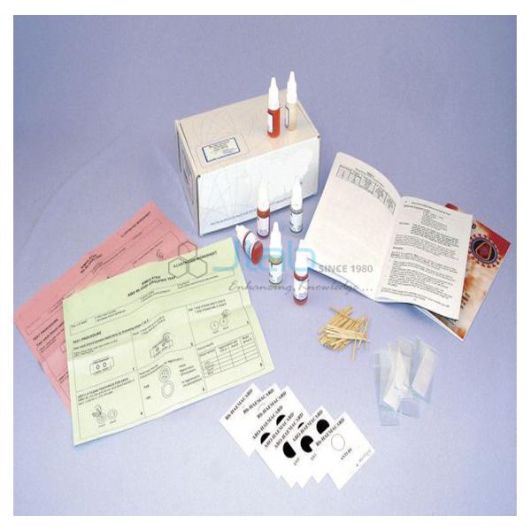Blood Typing Kit