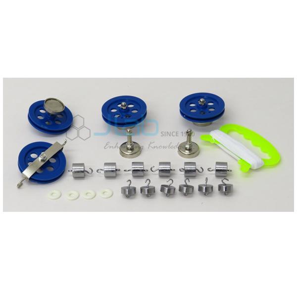 Pulley Demonstration Magnetic Set JLab