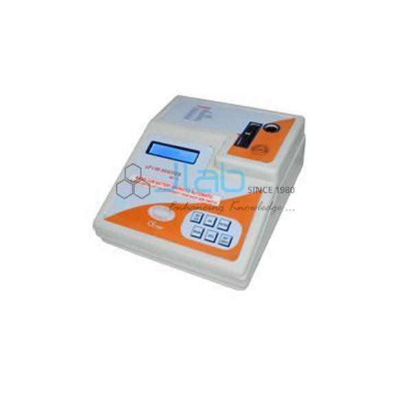 Auto Colorimeter Analyzer Battery Operated