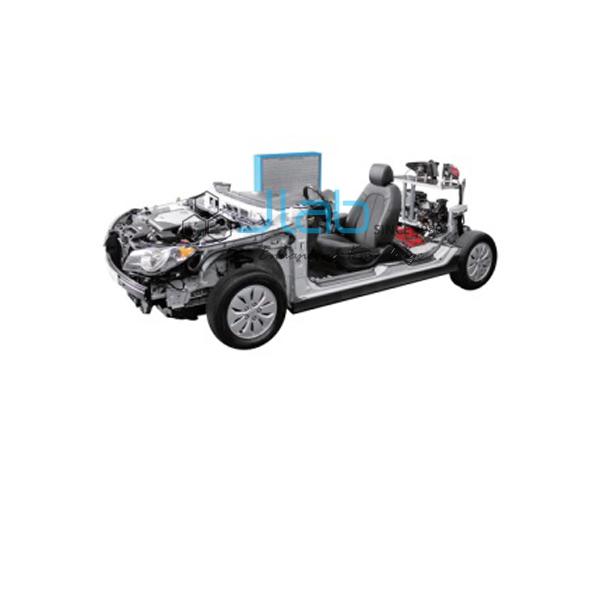 LPI Engine Fault Diagnosis Training Equipment Auto Fault