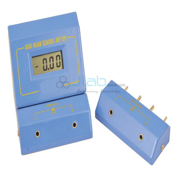 Digital Voltmeter/Ammeter With Shunts