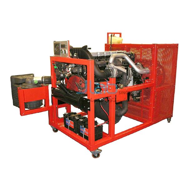 4-Cylinder Truck Diesel Engine (Common Rail) Trainer