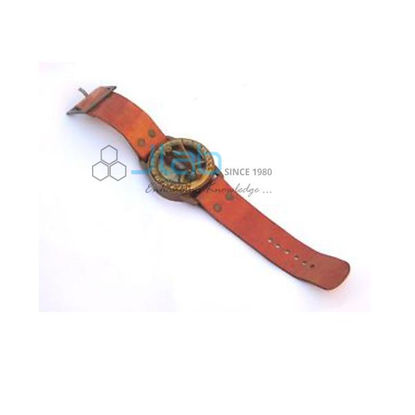 Steampunk Wrist Sundial