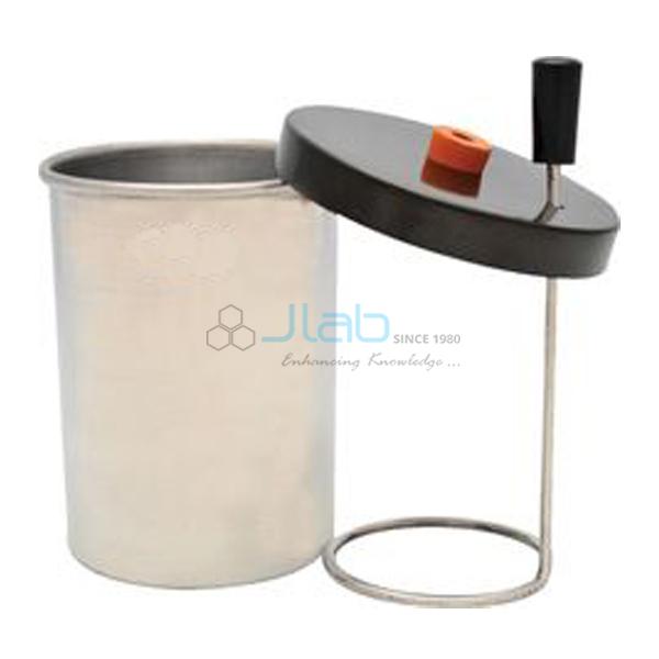 Aluminium Calorimeter Set
