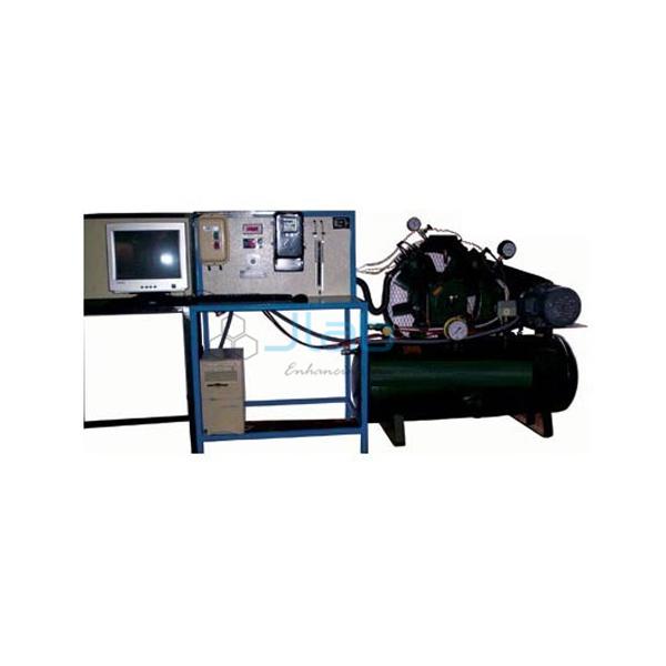 Cylinder Air Compressor Test Rig