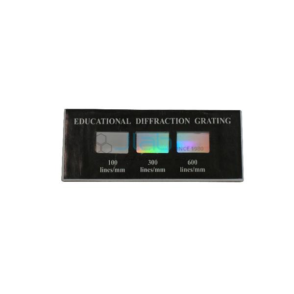 Diffraction Grating Slides