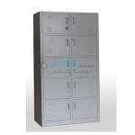10 Locker Cabinet