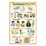 Viral Diseases Chart