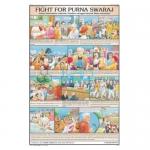 Fight for Purna Swaraj Chart