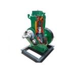 4 Stroke 1 Cylinder Diesel Engine Motor Driven