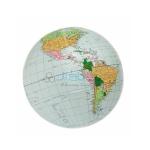 Inflatable Globe Geopolitical