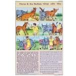 Horse and Buffalo Chart